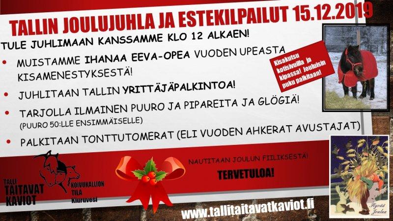 Tallin-joulujuhla-ja